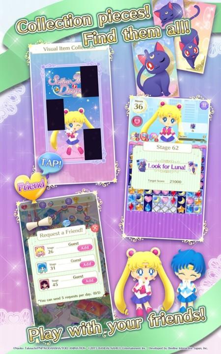 Sailor Moon Coleccionables