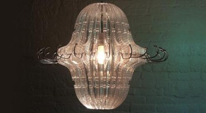 lampara perchas