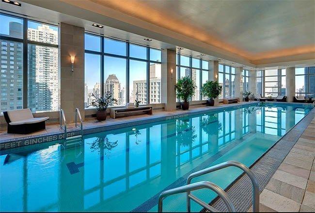 Spa en el Hotel Mandarín Oriental de Nueva York