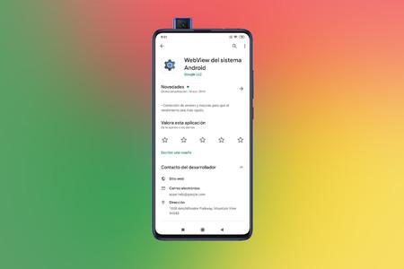 Qué es Android System WebView y por qué es imporante mantenerlo actualizado