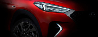 El Hyundai Tucson estrenará en Ginebra el acabado deportivo N Line, que sirve de aperitivo para el Tucson N