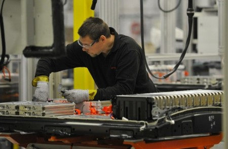 Fabricacion Nissan Leaf 650 25