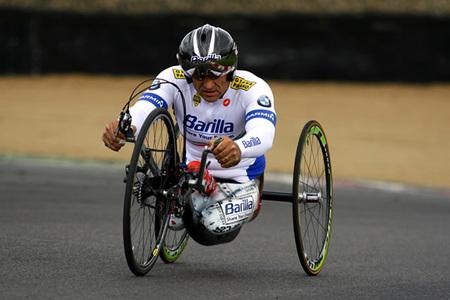 Alex Zanardi competirá en los Juegos Paralímpicos de Londres