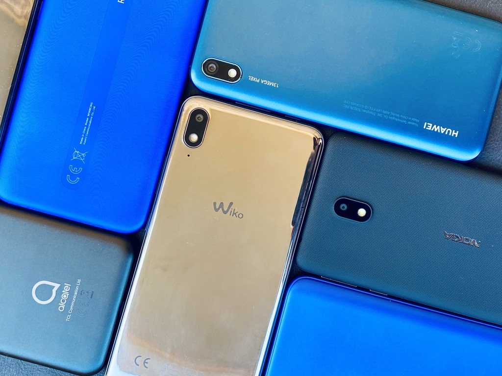 Mejor smartphone barato: guía de compra y comparativa de teléfonos móviles de menos de 100 euros