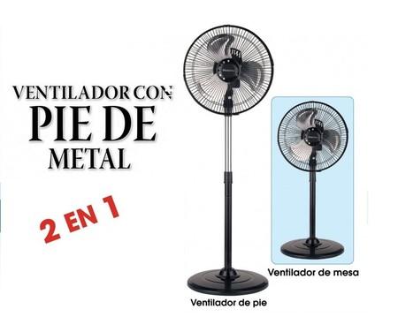 Ventilador 2 en 1 por sólo 20 euros en Ebay y con envío gratuito