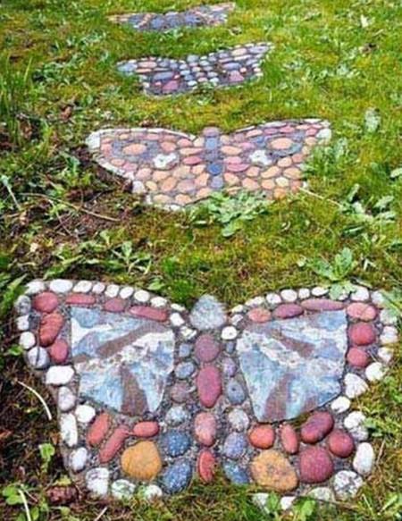 Mariposas Piedras
