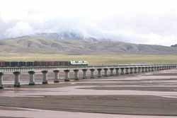 Fraude en la venta de billetes del tren al Tíbet