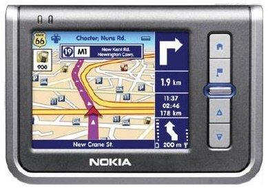 Navegador GPS de Nokia
