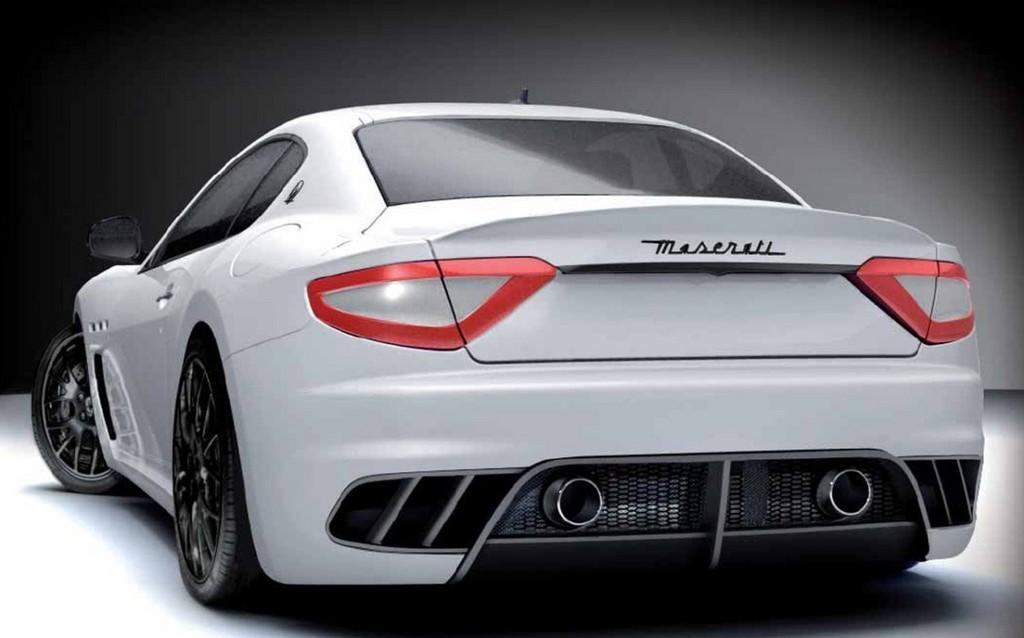 Foto de Maserati Gran Turismo MC Corse Concept  (2/12)