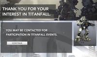 Ya podemos apuntarnos al periodo de prueba de 'Titanfall'