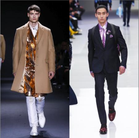 Alerta trendy: prendas metalizadas para el invierno 2016