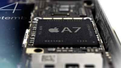 El iPhone 5s se confirma en las pruebas como el smartphone más potente del mercado