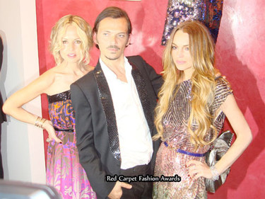 La fiesta de inauguración de la tienda de Matthew Williamson en Nueva York
