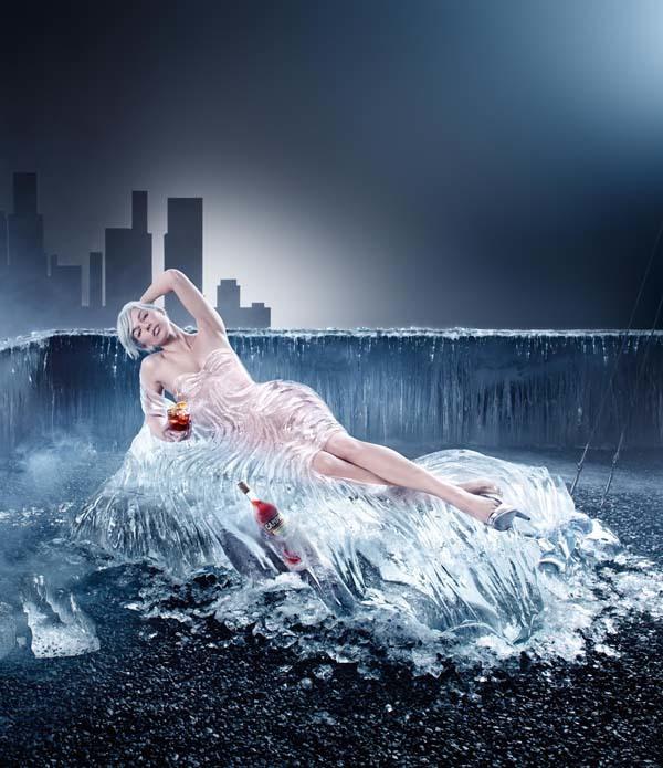 Foto de Milla Jovovich en el Calendario Campari (9/13)