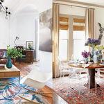 17 ideas de interiores que fusionan estilos clásico y moderno