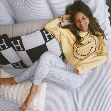 Deja el pijama de lado: estos looks podrían inspirarte durante el confinamiento. Estilo y comodidad a partes iguales