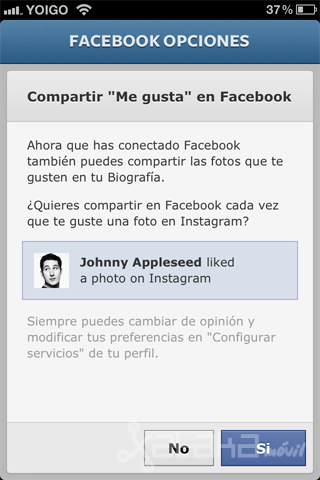 instagram 2.5 facebook