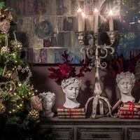 Cabezas decorativas: un must have para tu deco de Navidad