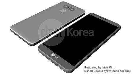 Lg G6 Render Conceptual