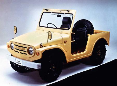 Suzuki LJ10 (1970)