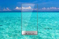 Sharp promete smartphones más delgados y ligeros gracias a su nueva tecnología de pantalla