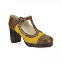 zapatos orla kiely by Clarks