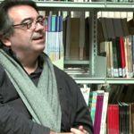 Jesús Ruiz Mantilla, ganador del XVII Premio Unicaja de Novela Fernando Quiñones, con 'Hotel Transición'