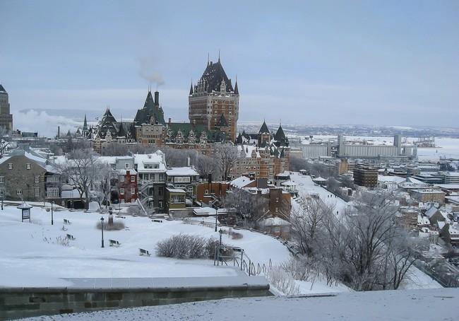 Quebec Invierno