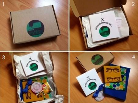 contenido textil box