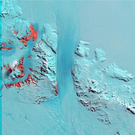 110112091 Byrd Glacier Landsat