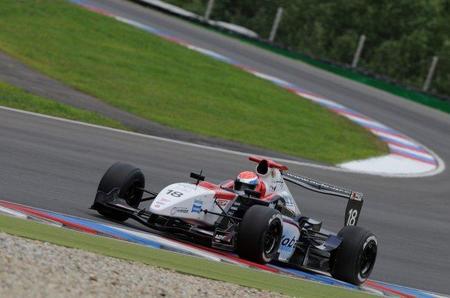 Filip Salaquarda competirá con Pons Racing en la próxima carrera de la Fórmula Renault 3.5 en Monza