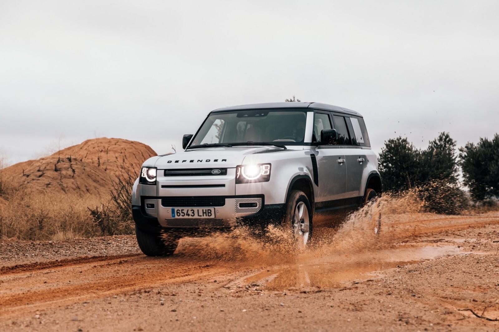 Foto de Land Rover Defender 110 (prueba) (15/41)