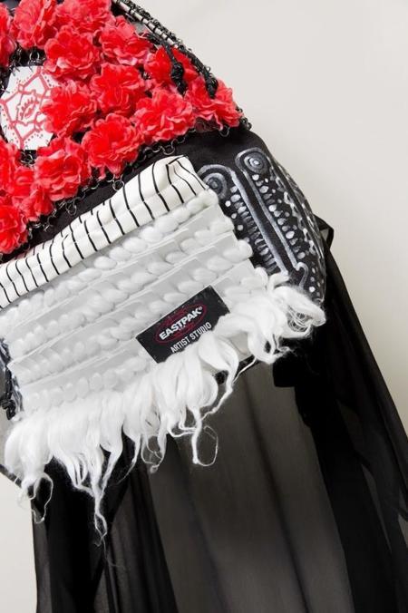 Eastpak Artist Studio 2014: cuando una mochila se convierte en una obra de arte