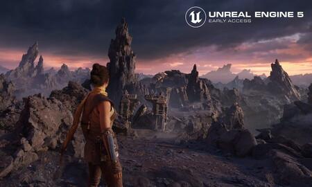 La potencia de Unreal Engine 5 está consiguiendo que a los desarrolladores les explote la cabeza con experimentos como estos