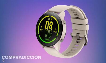 Esto sí que es un chollo: el Xiaomi Mi Watch puede ser tuyo por sólo 68,50 euros con un cupón de eBay