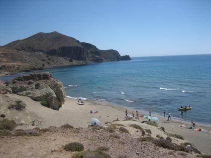 Playa del Peñon Blanco