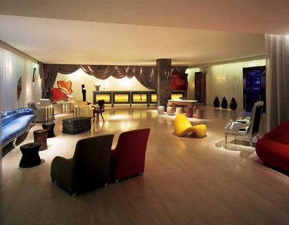 Hoteles de diseño en Londres (I): Sanderson Hotel