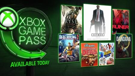 Hitman, Ryse: Son of Rome, Dead Rising 2 y otros cuatro juegos más se unen Xbox Game Pass en agosto