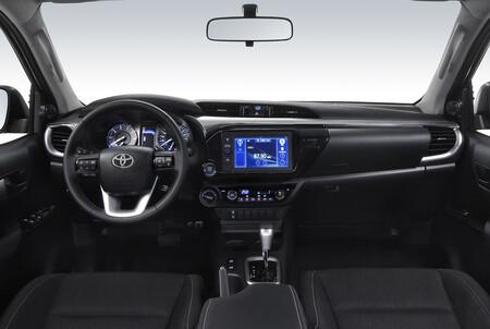 Toyota Hilux 2021 Pick Up Precio Mexico 4
