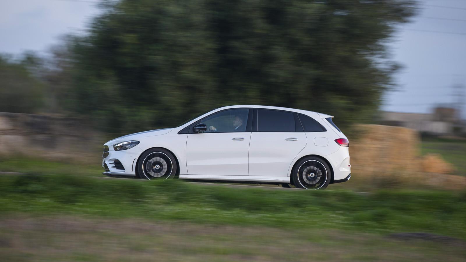 Foto de Mercedes-Benz Clase B 2019 (129/157)
