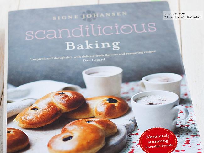 Scandilicious Baking portada. Libro de recetas