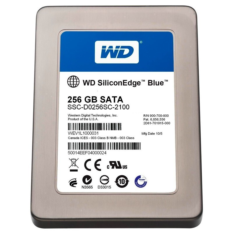 Foto de Western Digital SiliconEdge Blue SSD (4/6)