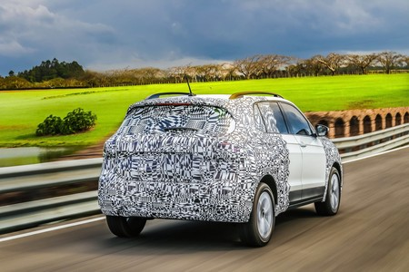 Volkswagen T Cross 2019 4