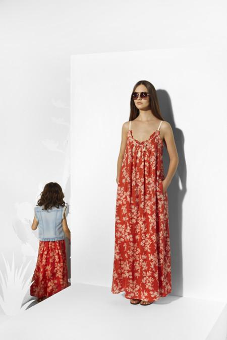 Madre e hija, las más fashion del street style gracias a la colección 'Mini Me' de Mango