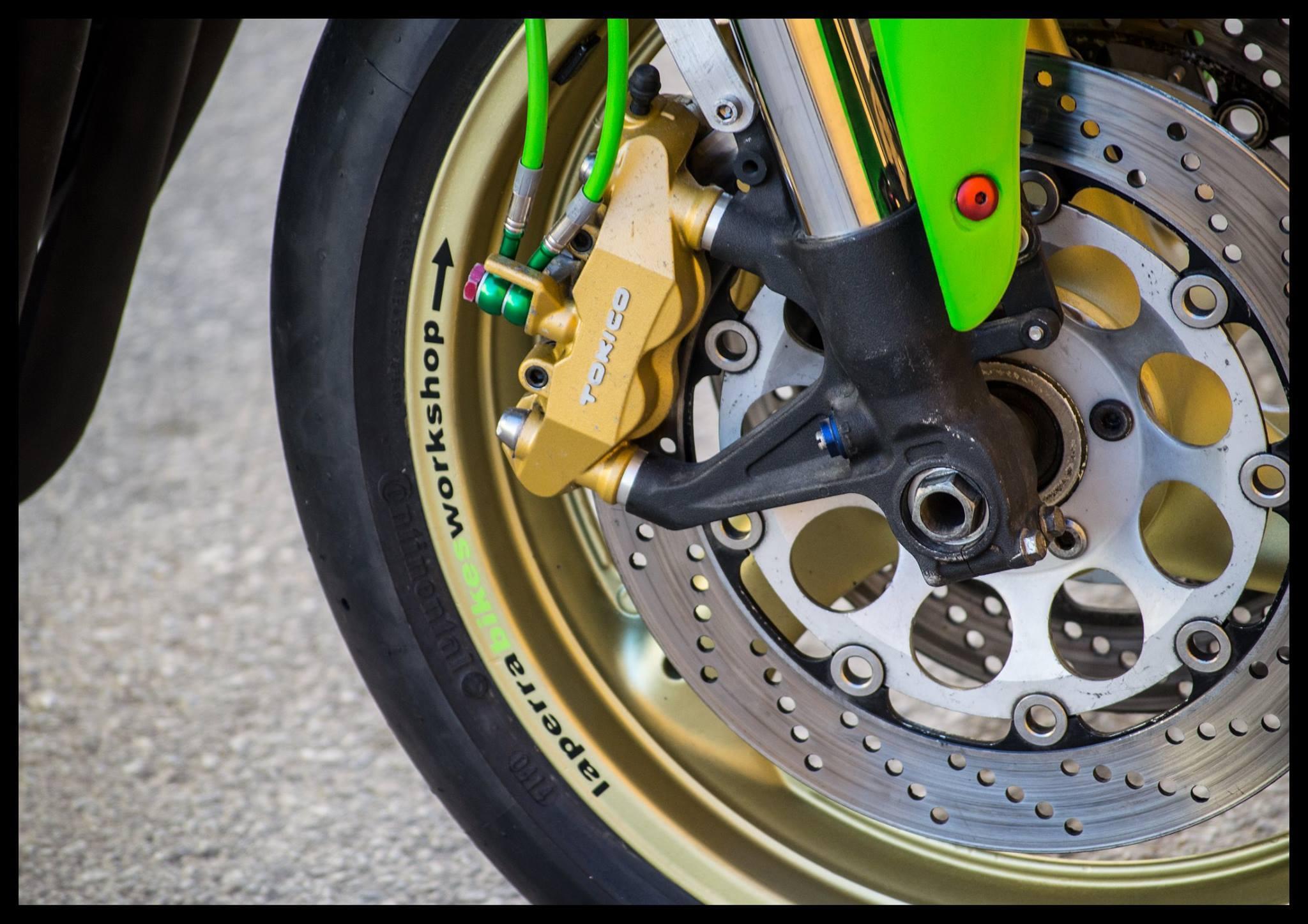 Foto de Kawasaki Z900R LaPerra Bikes Workshop (22/31)