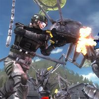 Earth Defense Force 5 anuncia su llegada a occidente con un nuevo tráiler