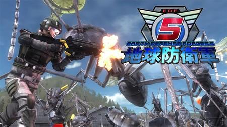 Earth Defense Force 5 anuncia su llegada a occidente con un nuevo tráiler