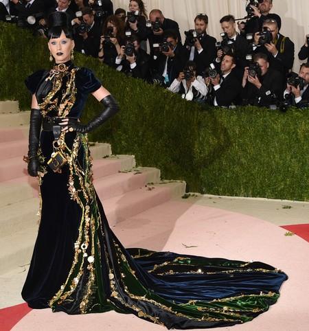 Katy Perry en la Gala del MET