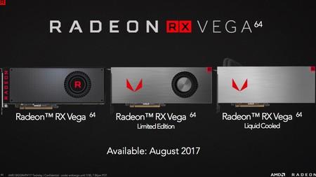 Radeon Rx Vega Family