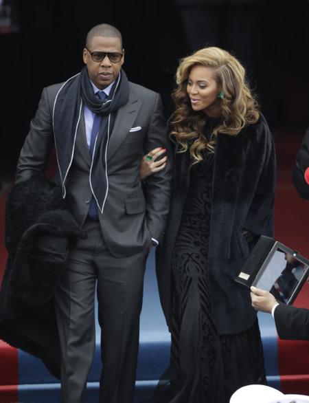Pucci Obama baile 2013